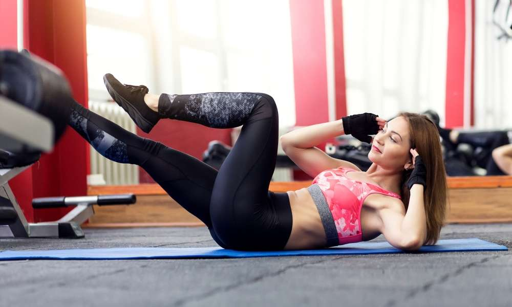 Top 5 Ab Building Exercises without Gym Equipment