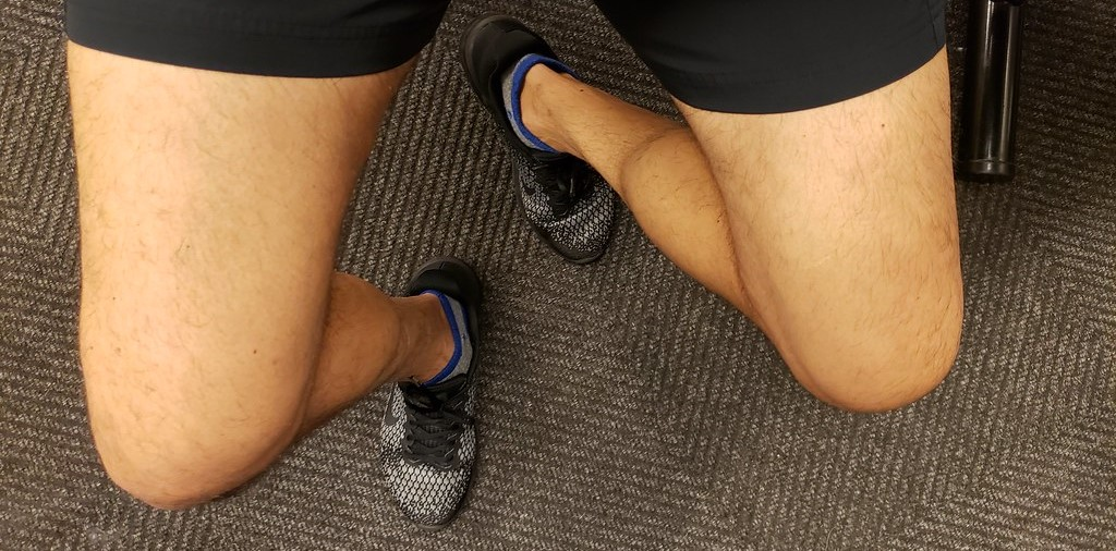 how to build leg muscle with bad knees